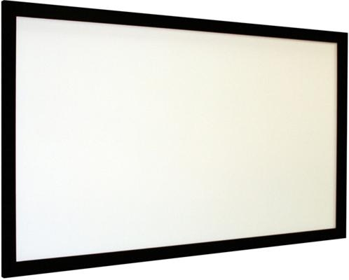 Frame Vision Light - 160cm x 90cm - 16:9 Fixed Frame Screen - Flexwhite Fabric