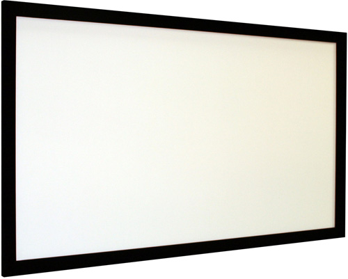 Frame Vision Light - 220cm x 123cm - 16:9 Fixed Frame Screen - Flexwhite Fabric